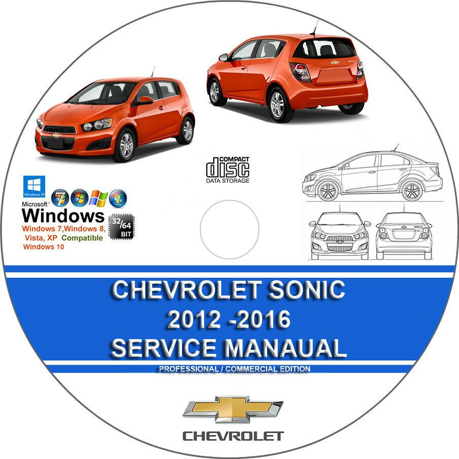 advertisement ebay chevrolet sonic 2012 2016 service repair manual wiring diagrams on [ 904 x 904 Pixel ]
