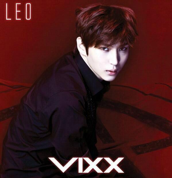 Vixx: Leo. ❤ [K-pop]