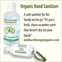 Organic Cleansing Products for Children- Mother's Therapy Organics Review and Giveaway