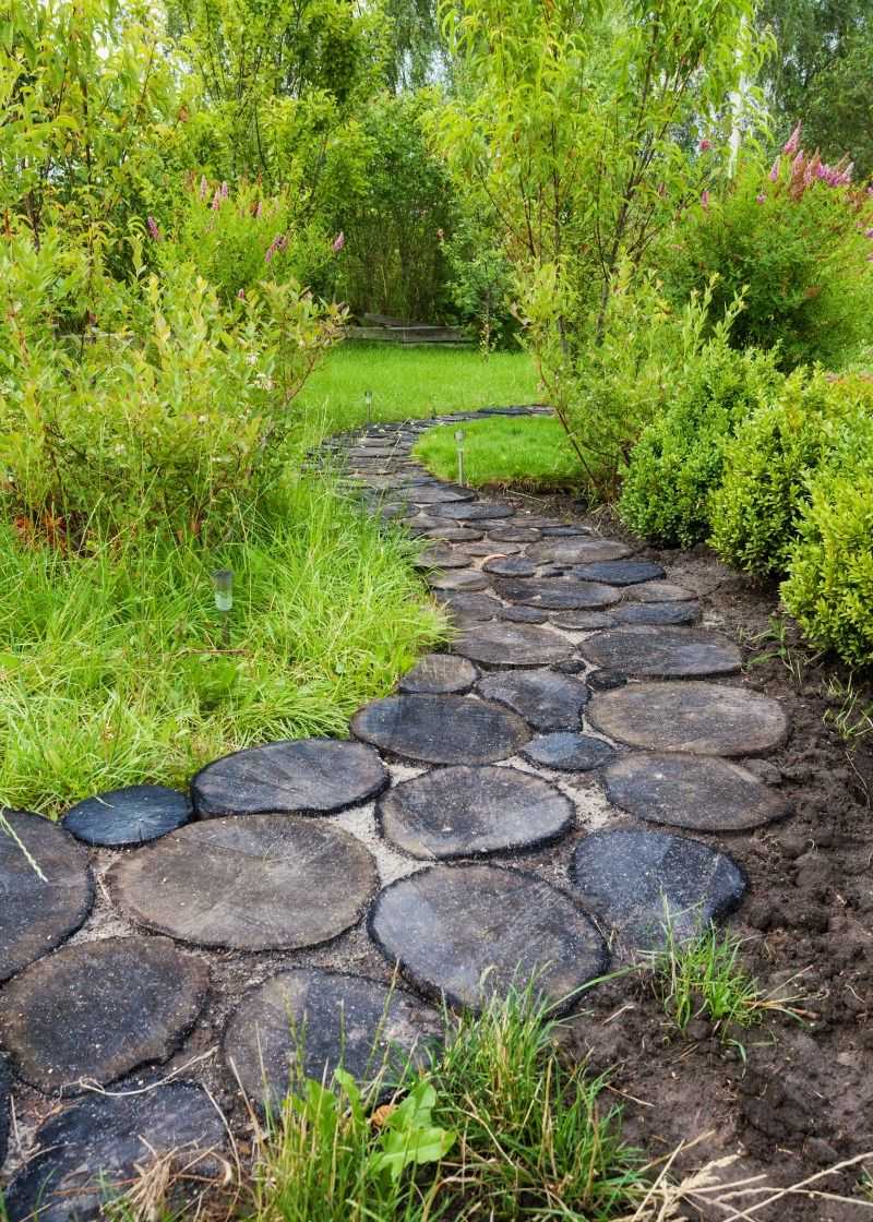 Photo of 20 Wonderful Garden Paths That Take Joy in the Journey