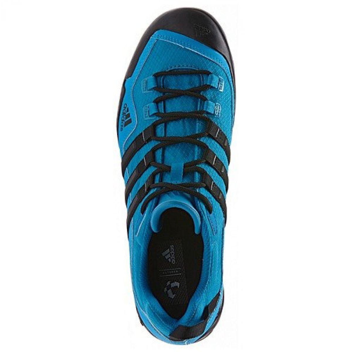 Sportowe Meskie Adidas Niebieskie Buty Adidas Terrex Swift Solo M D67033 Black Shoes Shoes Sports Shoes Adidas