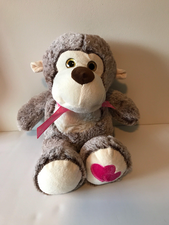 Weighted Stuffed Animal Stuffed Bear 4 Lbs Sensory Toy Washable