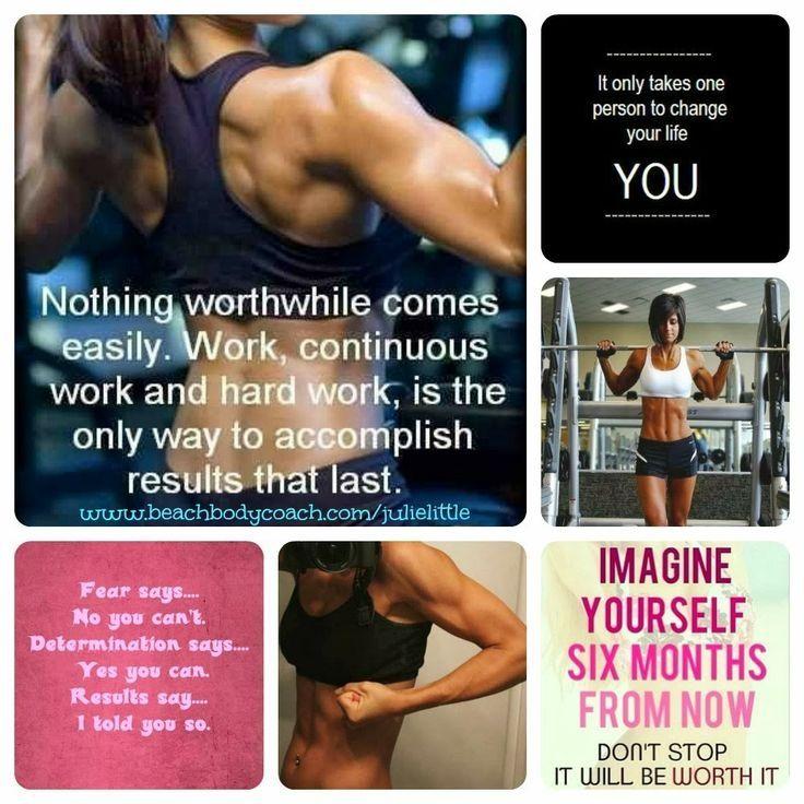 Week 1 and Week 2- P90X3 Women's Progress Update and Meal Plan - Fitness Motivation Goals www.HealthyFitFocused.com www.teambeachbody.com/JulieLitt…
