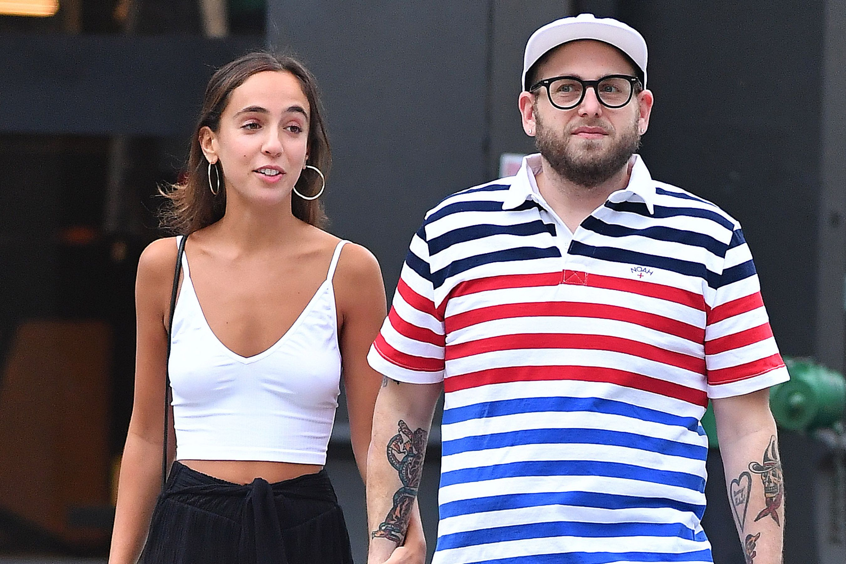 Check out interesting facts about Jonah Hill's girlfriend