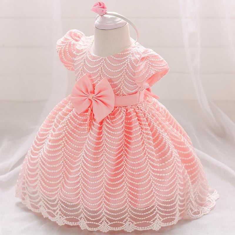 ef0b10357ff New Baby Girl Winter Christmas Clothes Wedding Tutu Dress For Girls ...