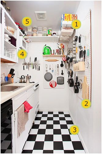 Fotos de Diseños de Cocinas Pequeñas y Sencillas - Para Más ...