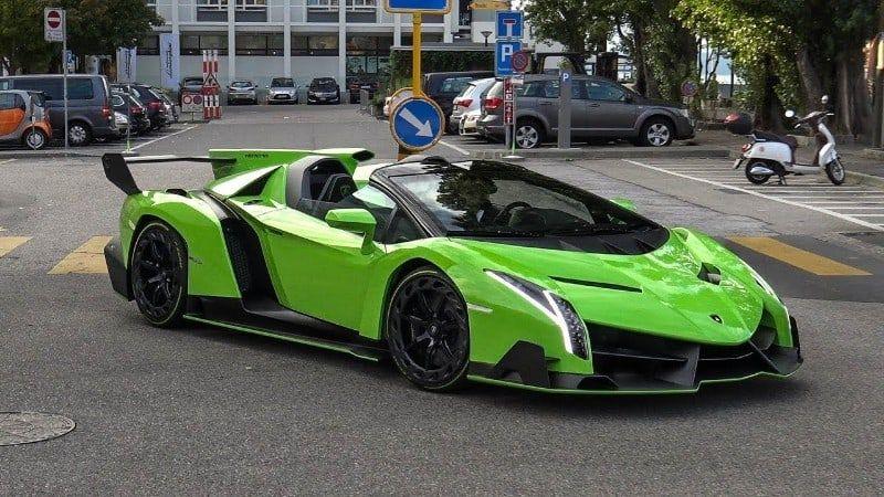 Ranking The Fastest Lamborghini Cars Ever Made Lamborghini