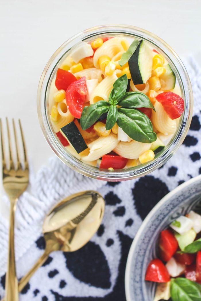 schnell gemacht 3 einfache salate für den sommer