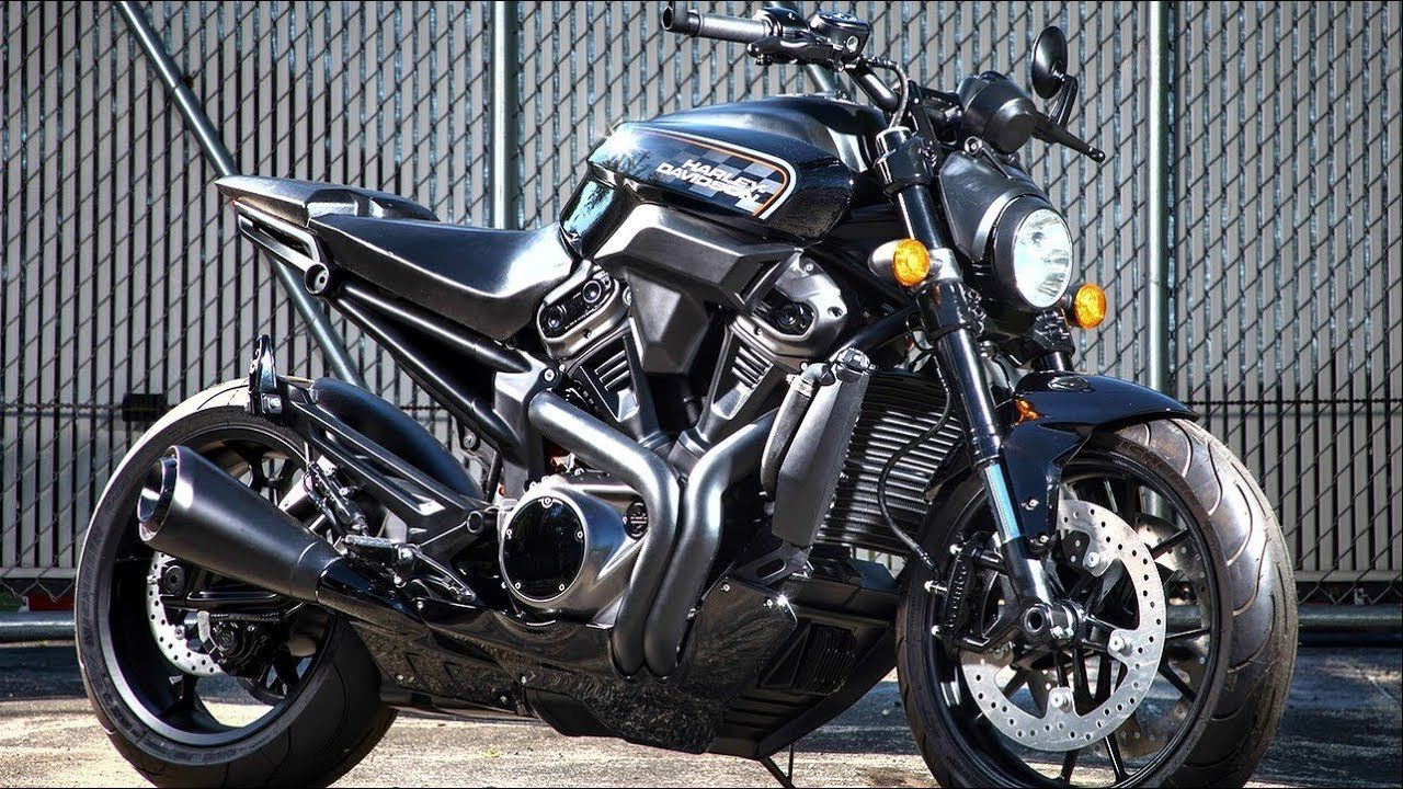 Harley Davidson Sport Bike 2020 Images from 2020 New
