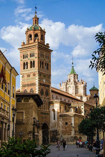 Catedral de Teruel, Spain www.clinicadentalmagallanes.com