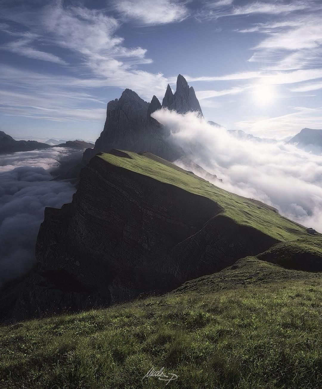 Fabulous Mountainscapes of The Dolomites by Nicola Pirondini | Cool landscapes, Nature photos, Scenery