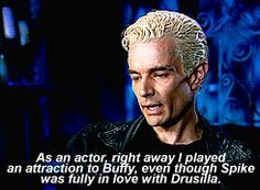james explaining spikes attraction to buffy -gifset- i wish i knew how to pin the whole set it's really good click through it