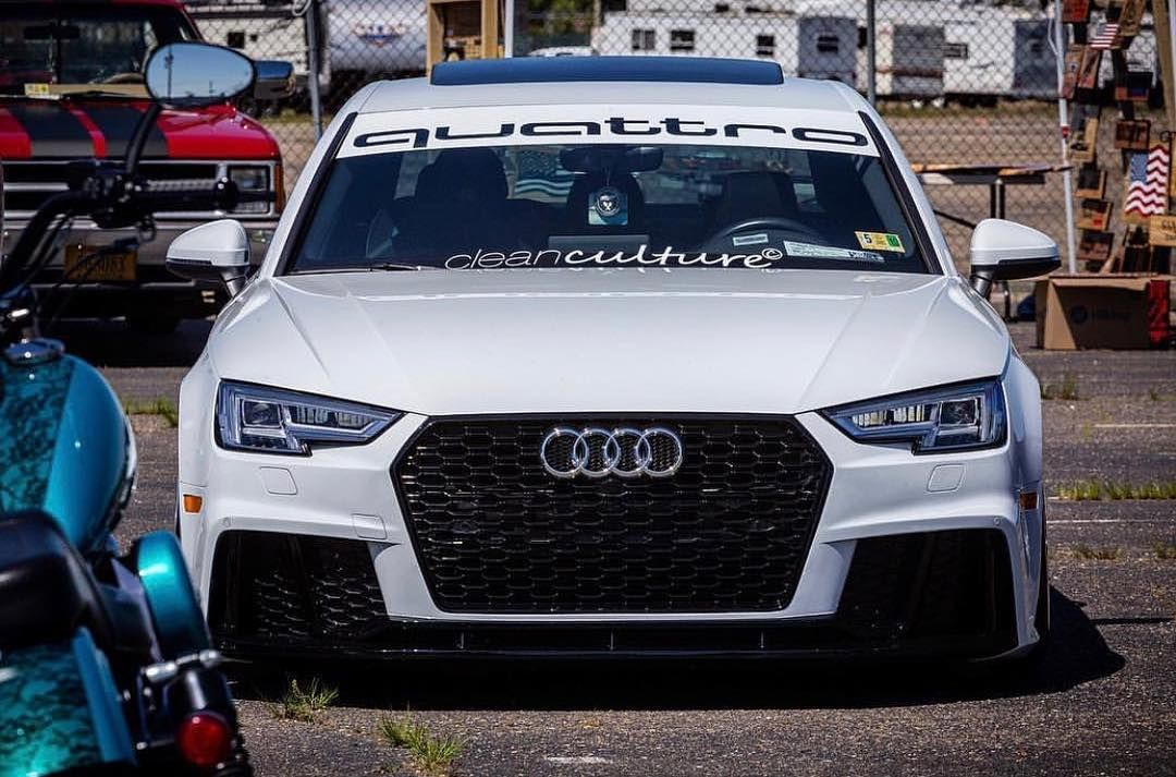 Audi A4 B9 2017 Archives Bk Motorsport Audi A4 Audi Full Body