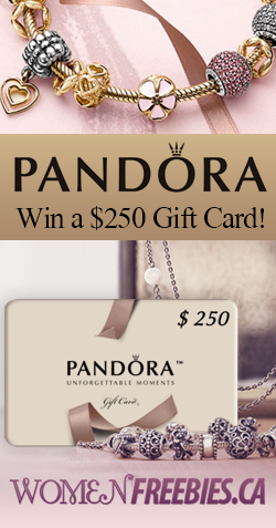 Win a Pandora Gift Card *Contest Closes on Feb 5* http://free.ca ...