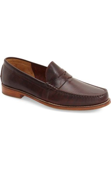 6a776c5e2e8 J SHOES  Stephen  Penny Loafer (Men) available at  Nordstrom ...