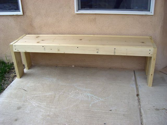 Fabulous Home Kids Life How To Build A Bench Hint No Cjindustries Chair Design For Home Cjindustriesco