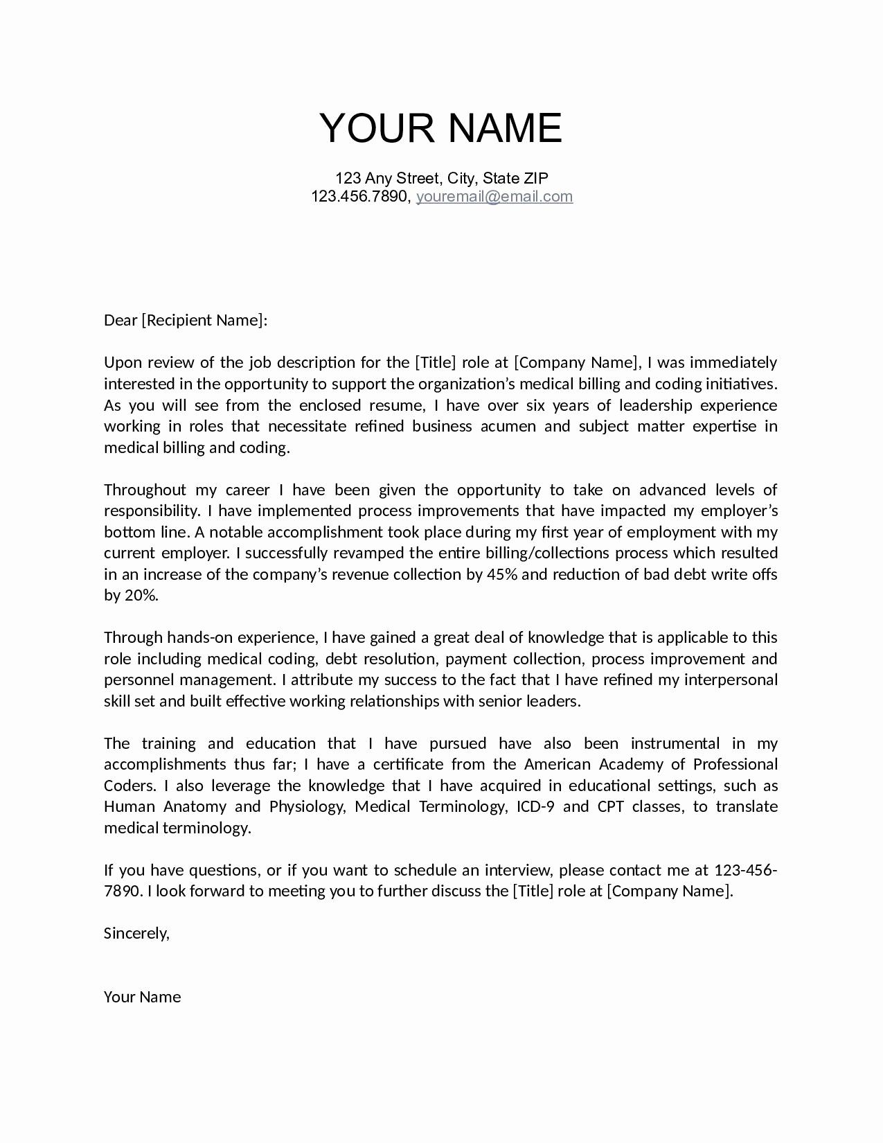 Cover Letter Template Wikihow Job Cover Letter Cover Letter For