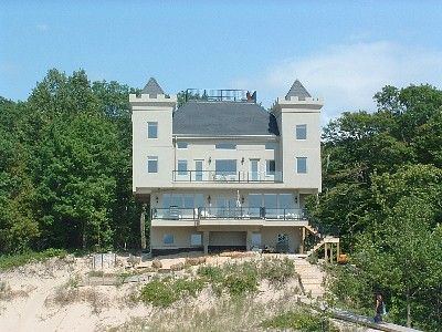Lake Michigan Castle Vacation Rental In Silver Lake From