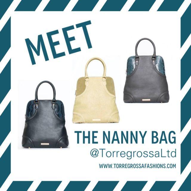 Torregrossa Ltd Nannybag Nanny Bag Bags Nanny