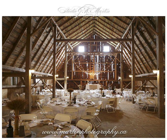 RUSTIC BARN WEDDING IN SARSFIELD ONTARIO CHARLINE YVES