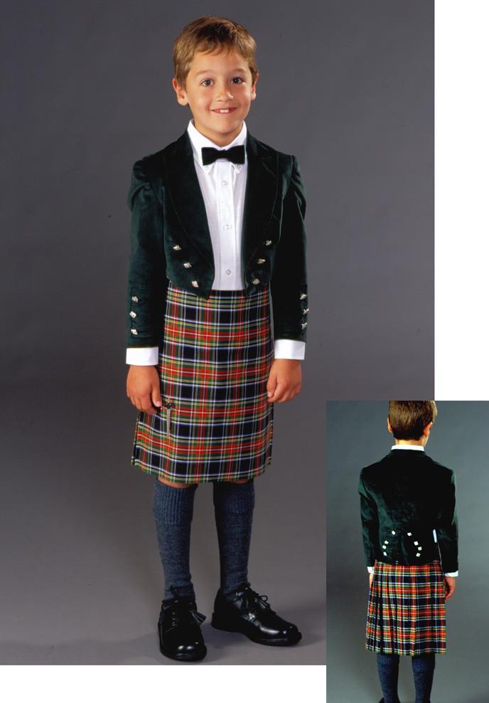 154 Child S Scottish Kilt Jacket Folkwear In 2020 Kilt Jackets Scottish Kilts Kilt