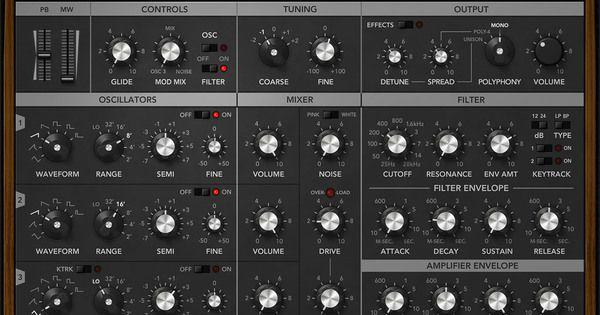 Free VST Bass instruments - Free download - VST Plugins - Page 8 - k amp uuml che aus paletten