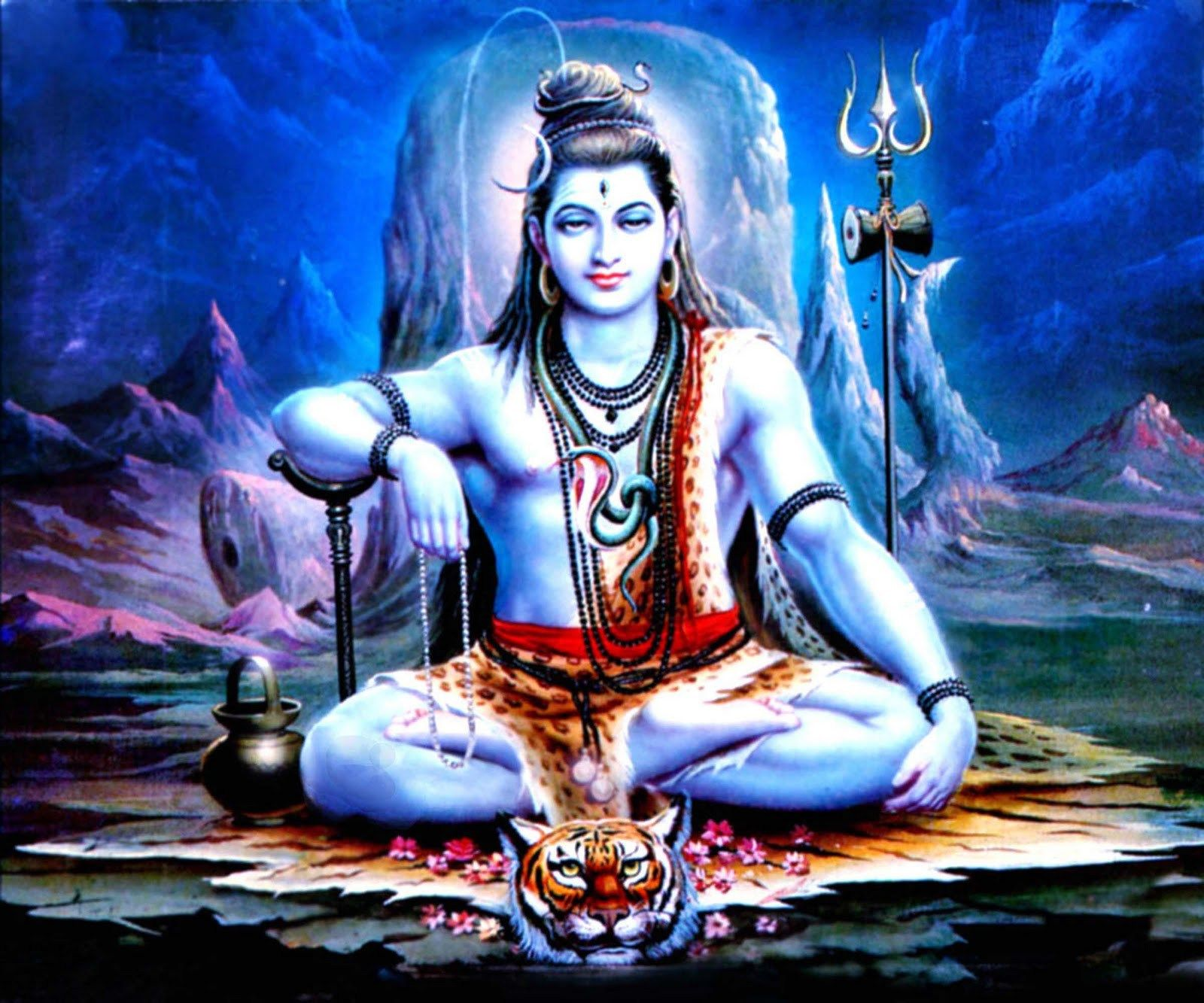 Top Best God Shiv Ji Images Photographs Pictures HD Wallpapers