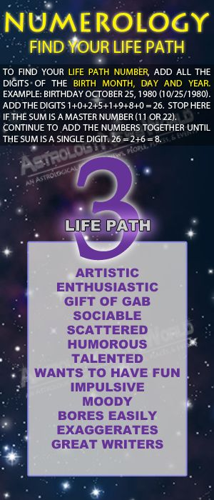free numerology report based on date of birth 22 january