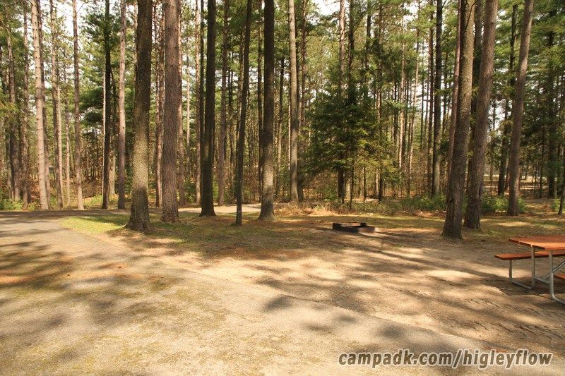 Higley Flow State Park Campsite Photos Site 33 In 2020 State Parks Photo Site Flow State