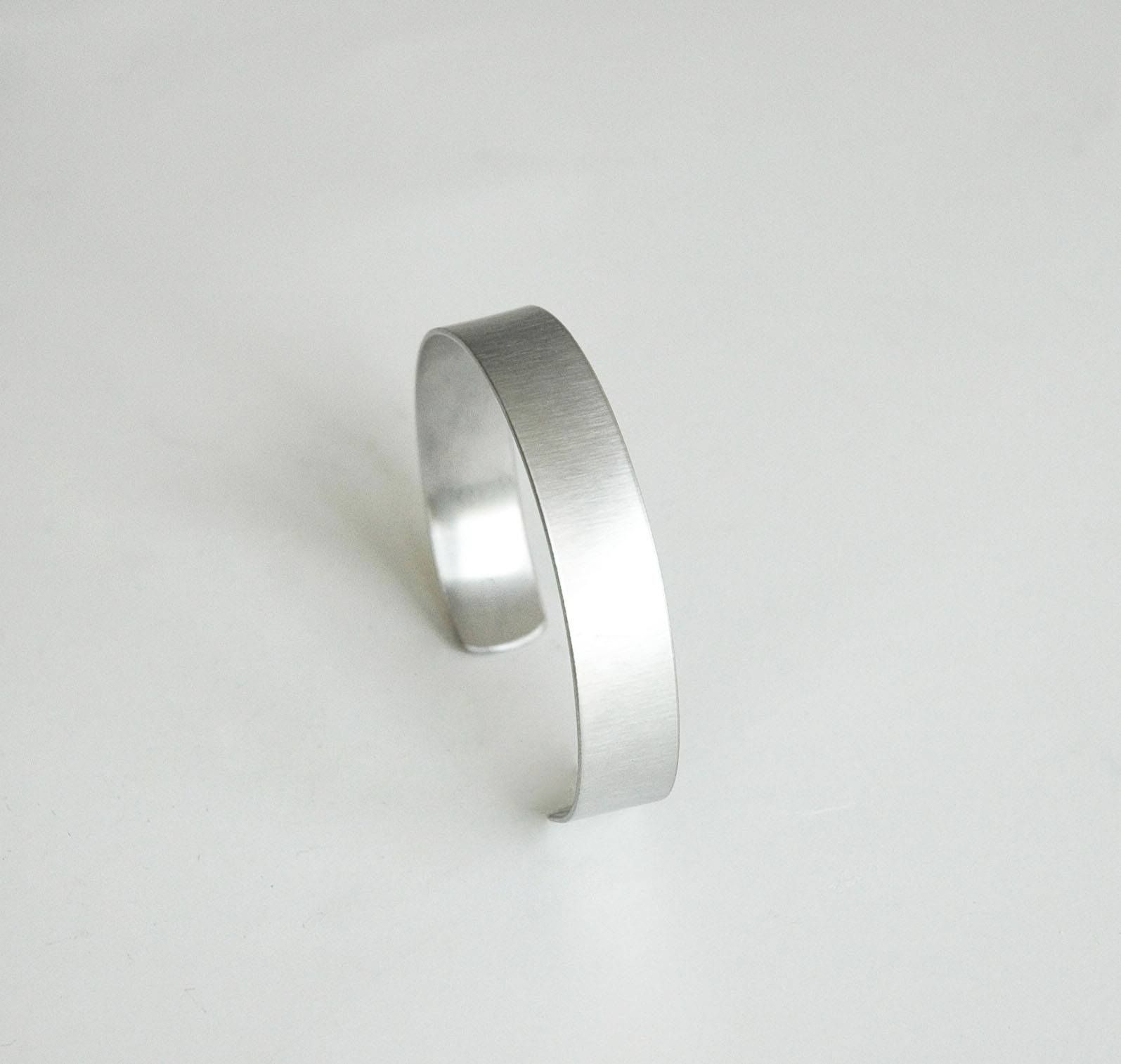 """Stylish Stainless Steel Bracelets """"Back to Basics"""" Collection by Cheche Handmade http://www.cheche.lt/produktas/b2b-apyranke-1366"""