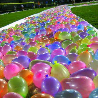 صور بالونات جديدة أحلي صور بلالين ميكساتك Water Balloons Balloons Slip And Slide