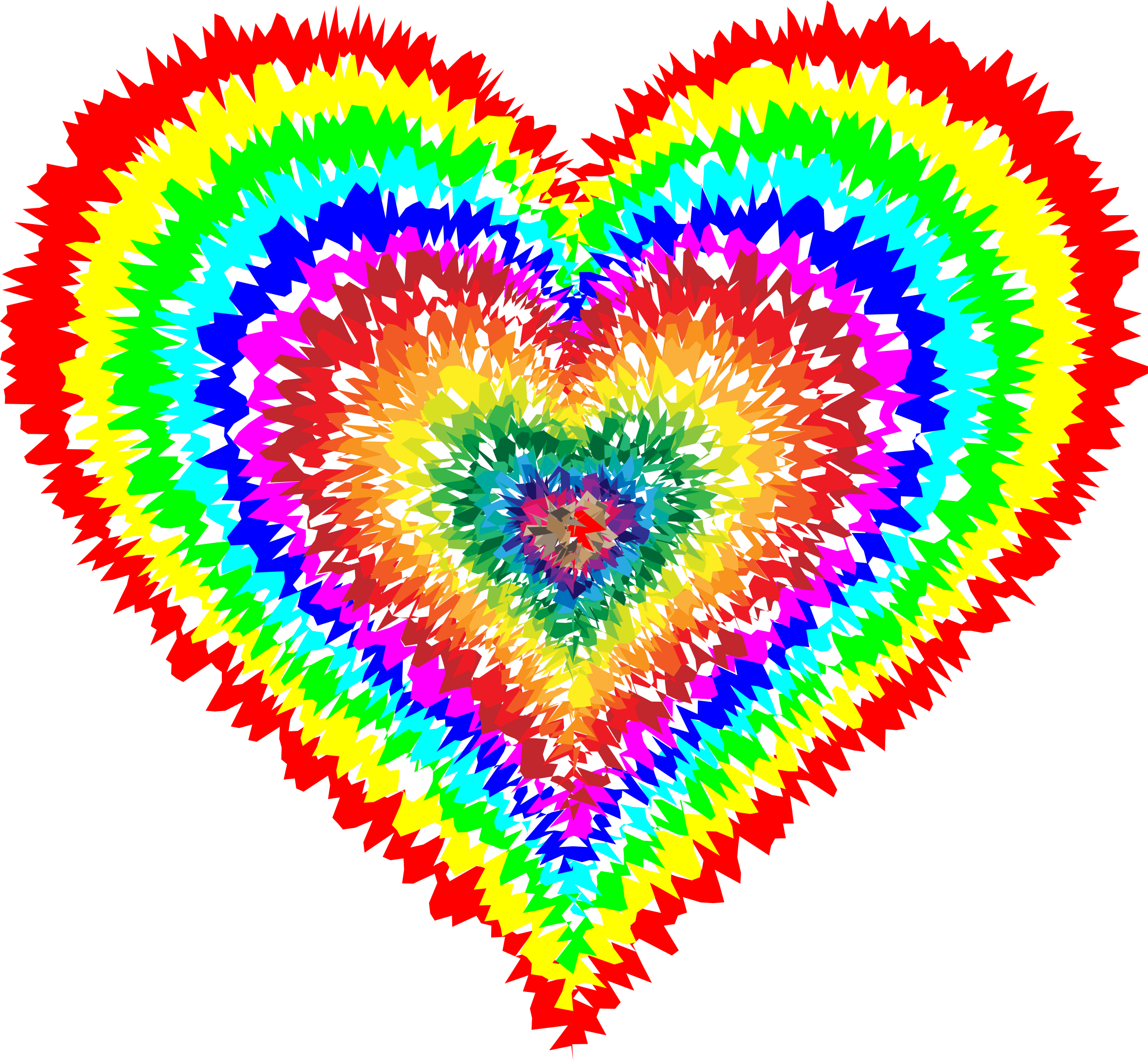 clipart tie dye heart look at all the pretty colors pinterest rh pinterest com tie dye t shirt clip art tie dye pattern clip art