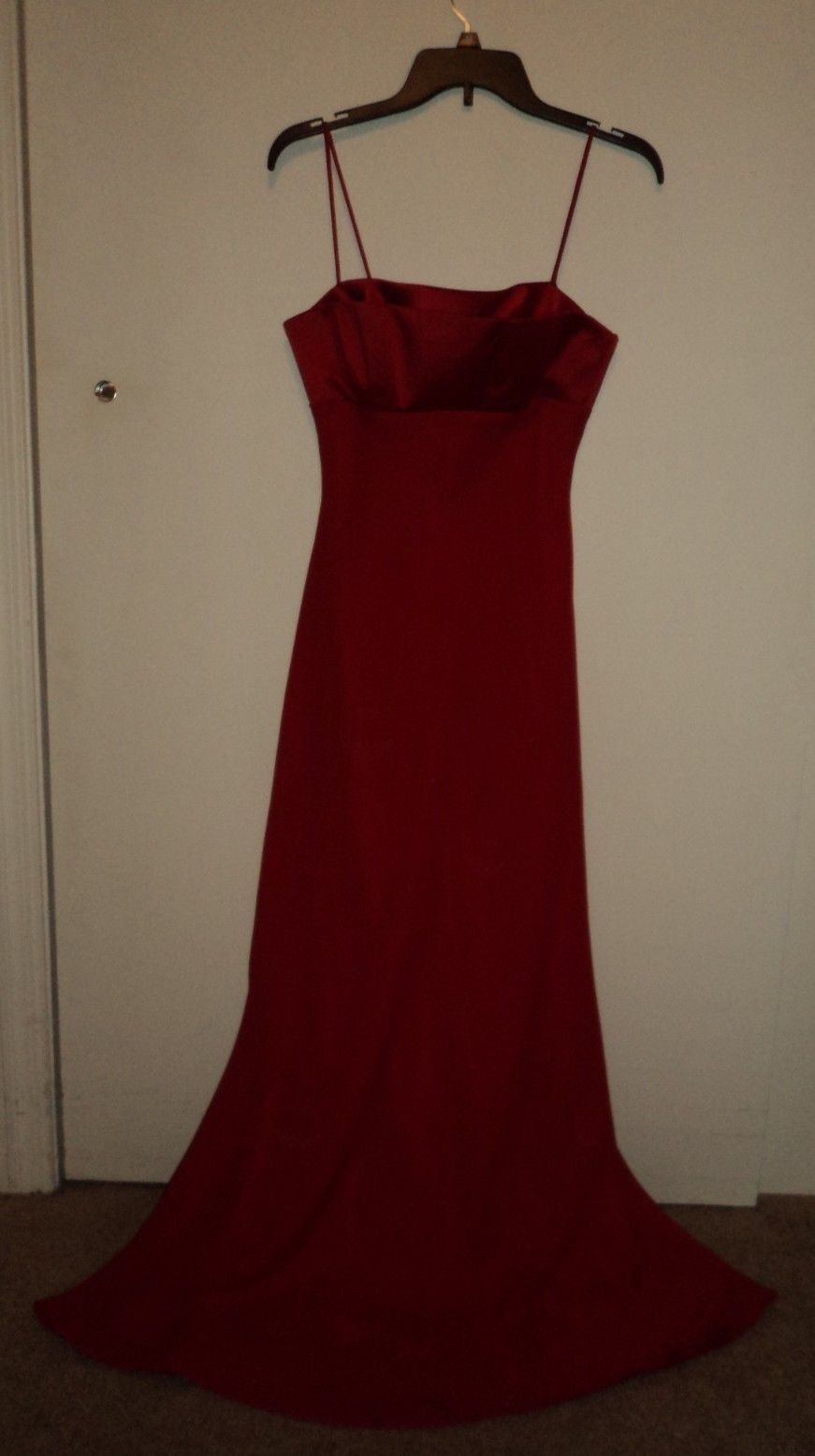 00c7ef591974 morgan & co Linda Bernell, 7/8,Red Christmas Party/New years eve Party gown!