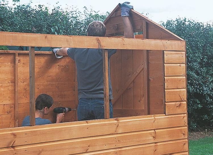 23++ Construire cabane de jardin pas cher ideas