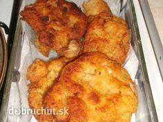 Smotanovo-cesnakové kuracie prsia / bravčové rezne - Namiesto kuracích pŕs sme mali bravčové rezne, chutí to úžasne, cesnak je cítiť tiež.