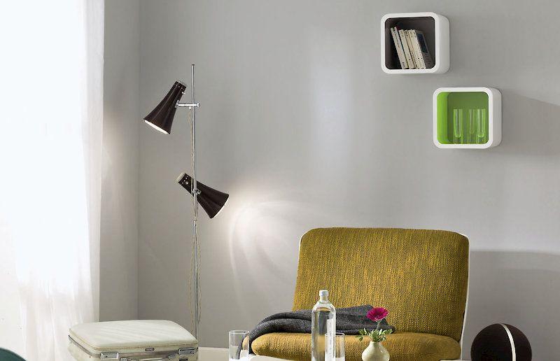 Grau bringt andere Farben zum Leuchten und zeigt sich selbst - farbkombinationen wohnzimmer grau