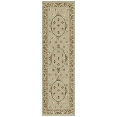 Monarch Medallion Touch Of Class Runner With Images Area Rug
