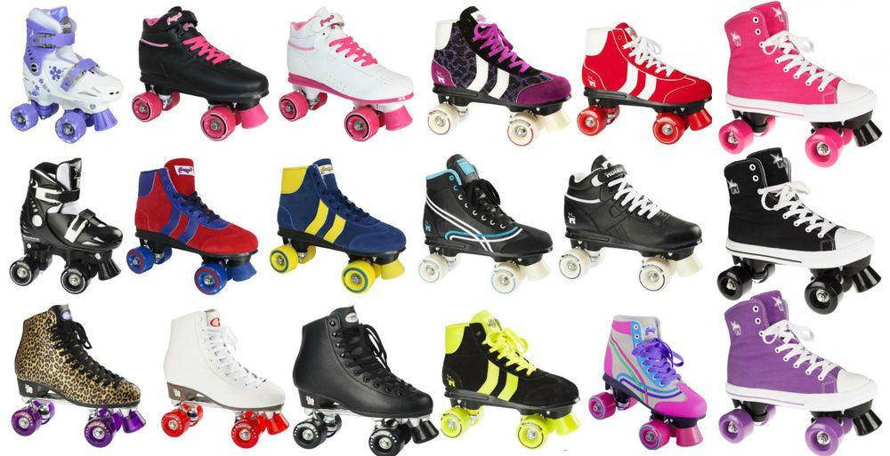 rookie roller gar ons filles enfants adultes patins roulettes roller patin et roulette. Black Bedroom Furniture Sets. Home Design Ideas