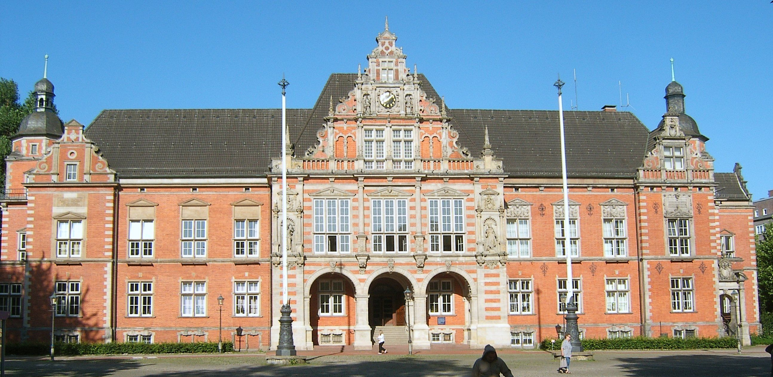 Rathaus Harburg House styles, Mansions, Harburg