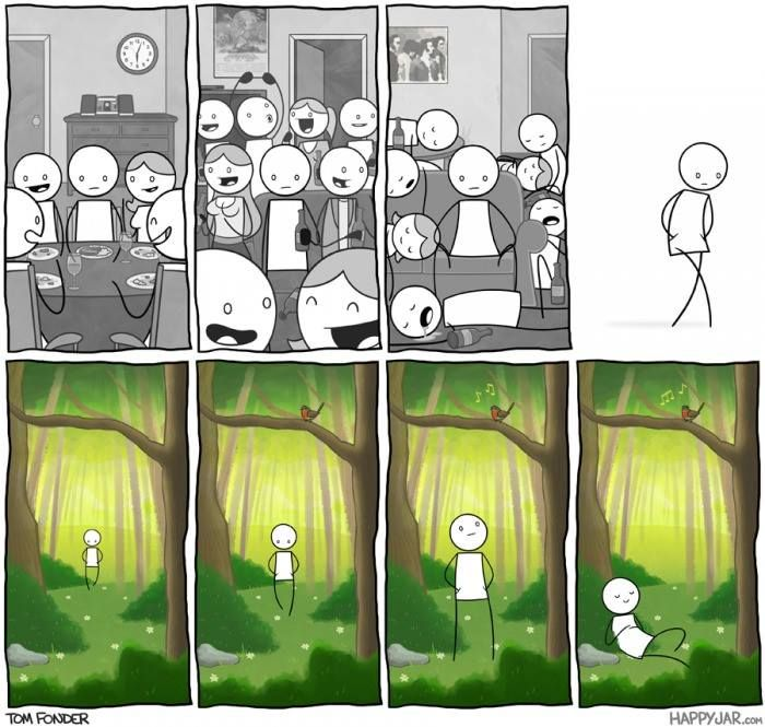 Me, in a nutshell :)