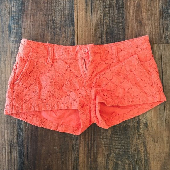 Lace Shorts Perfect with a pair of gladiator sandals and crop top  Mossimo Supply Co Shorts