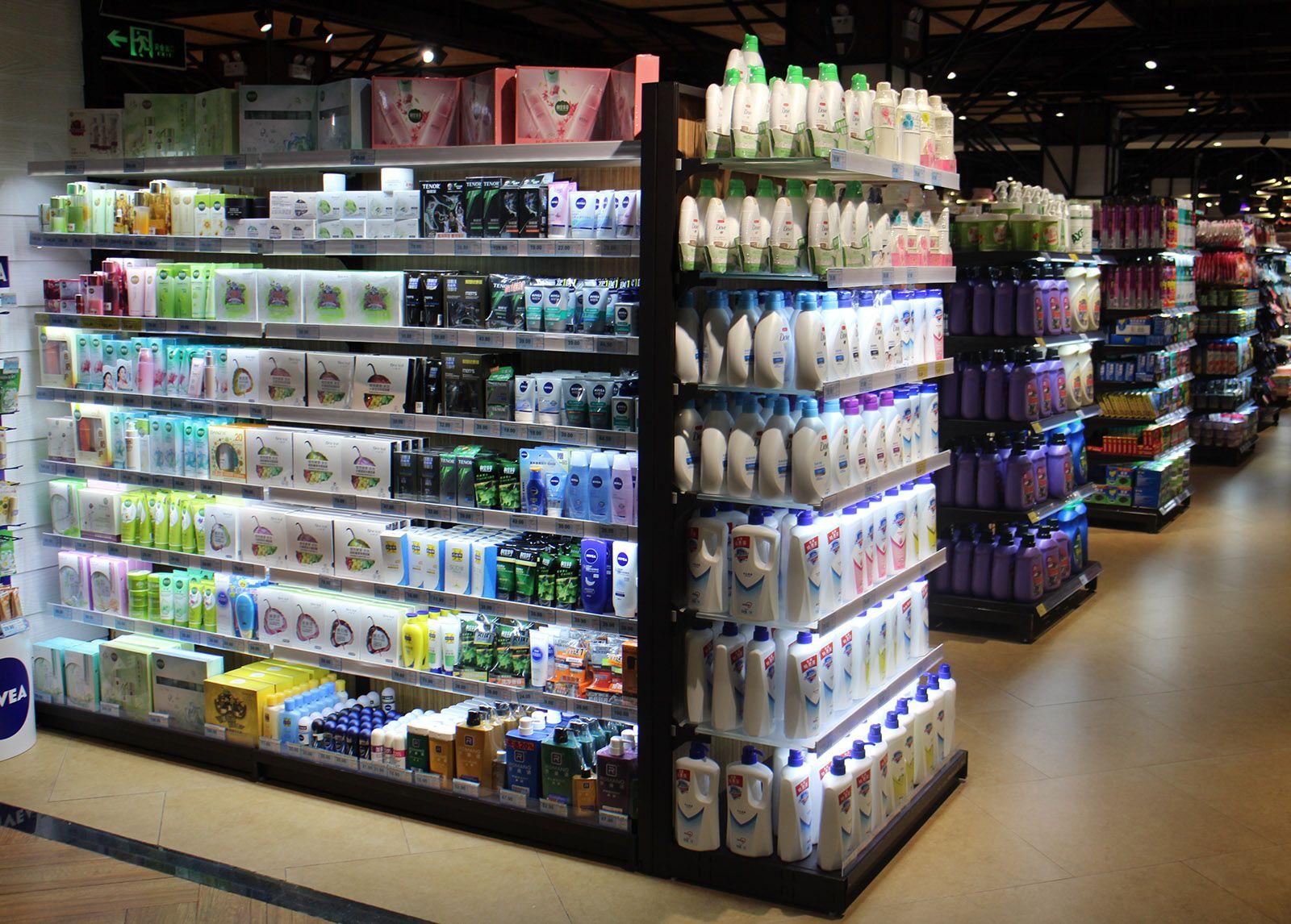 Supermarket Shelf Supermarket Design Supermarket Shelves Shop Shelving