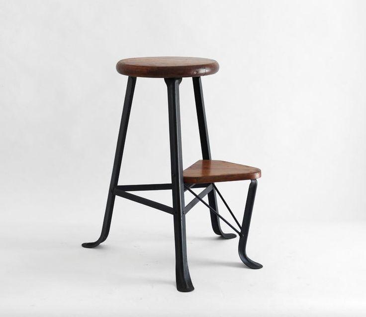 industrial step stool metal - Google Search