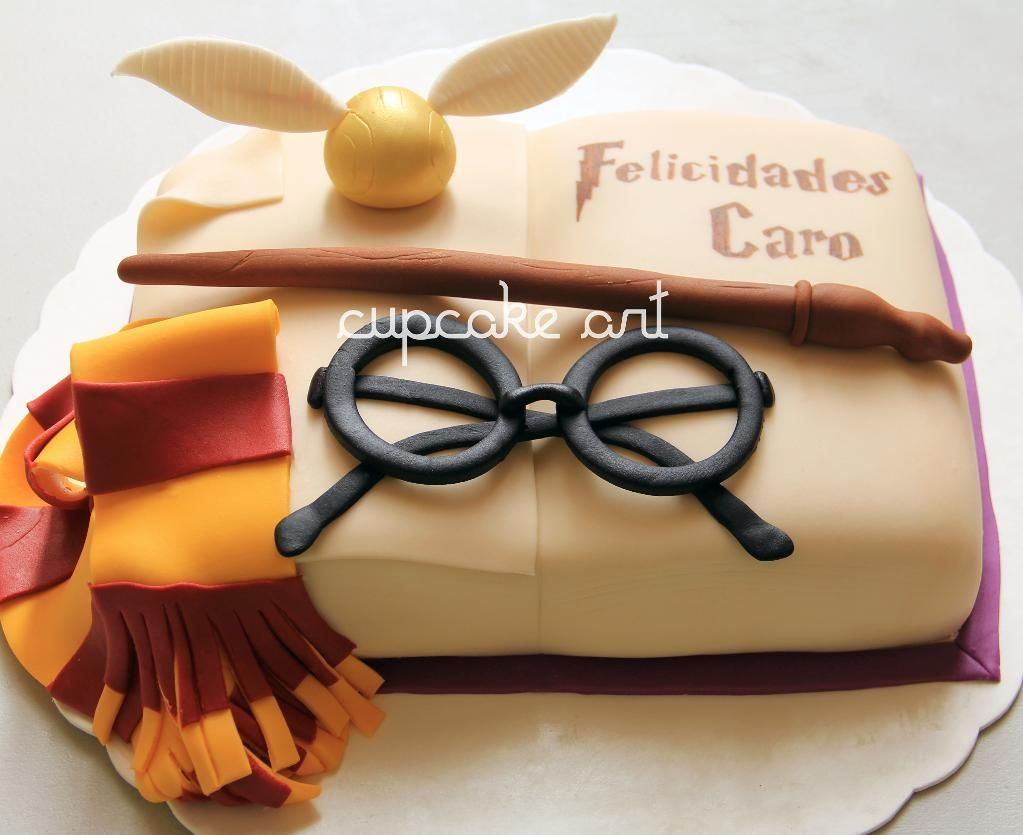 Cake Decorating Harry Potter Cake Anyone Have The Original Website For This Would Love