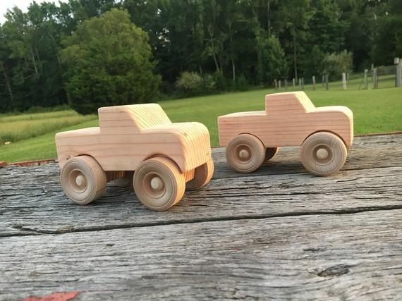 Homemade Wooden Toy Truck Products Wooden Toys Wooden Toy