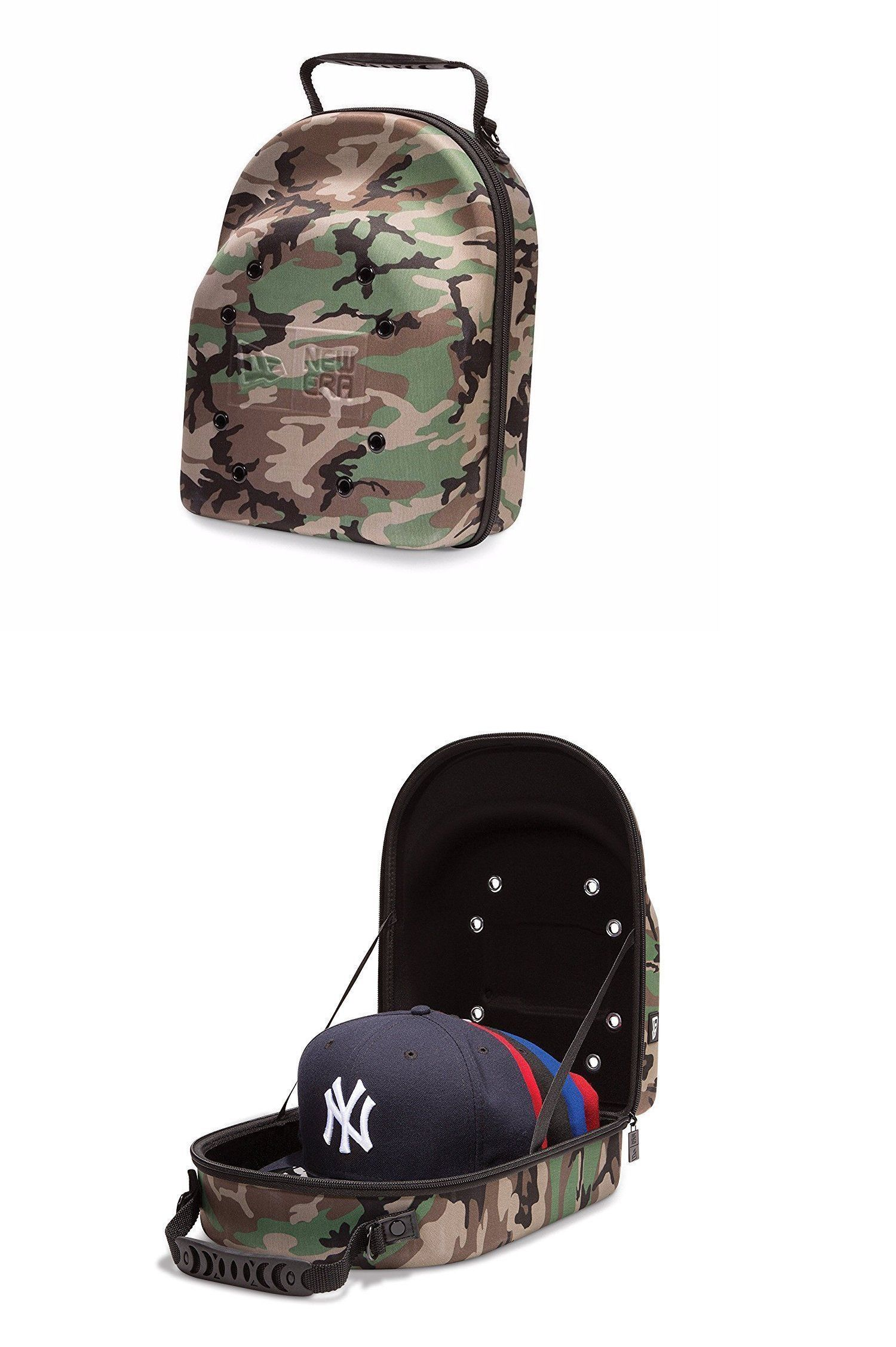 Hats and Headgear 155349: New Era Cap Hat Carrier Camo