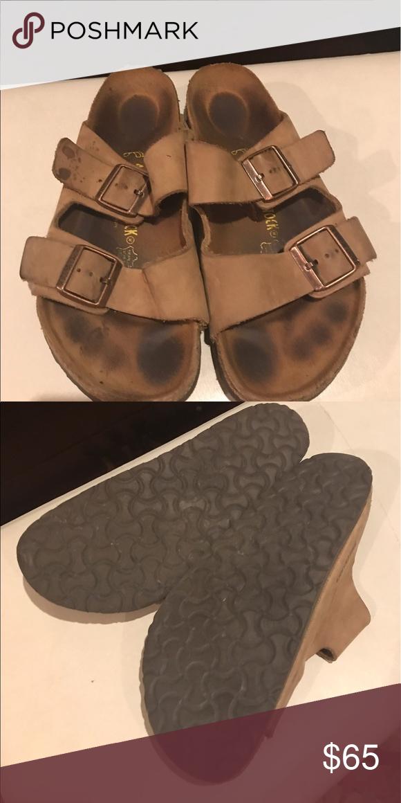 4c641050bd27 Arizona Birkenstocks size 41 (size 10) Arizona Birkenstocks 41 Size 10  Birkenstock Shoes Sandals
