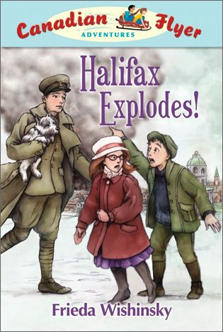 Canadian Flyer Adventures: Fictional Canadian History for grades 1-3