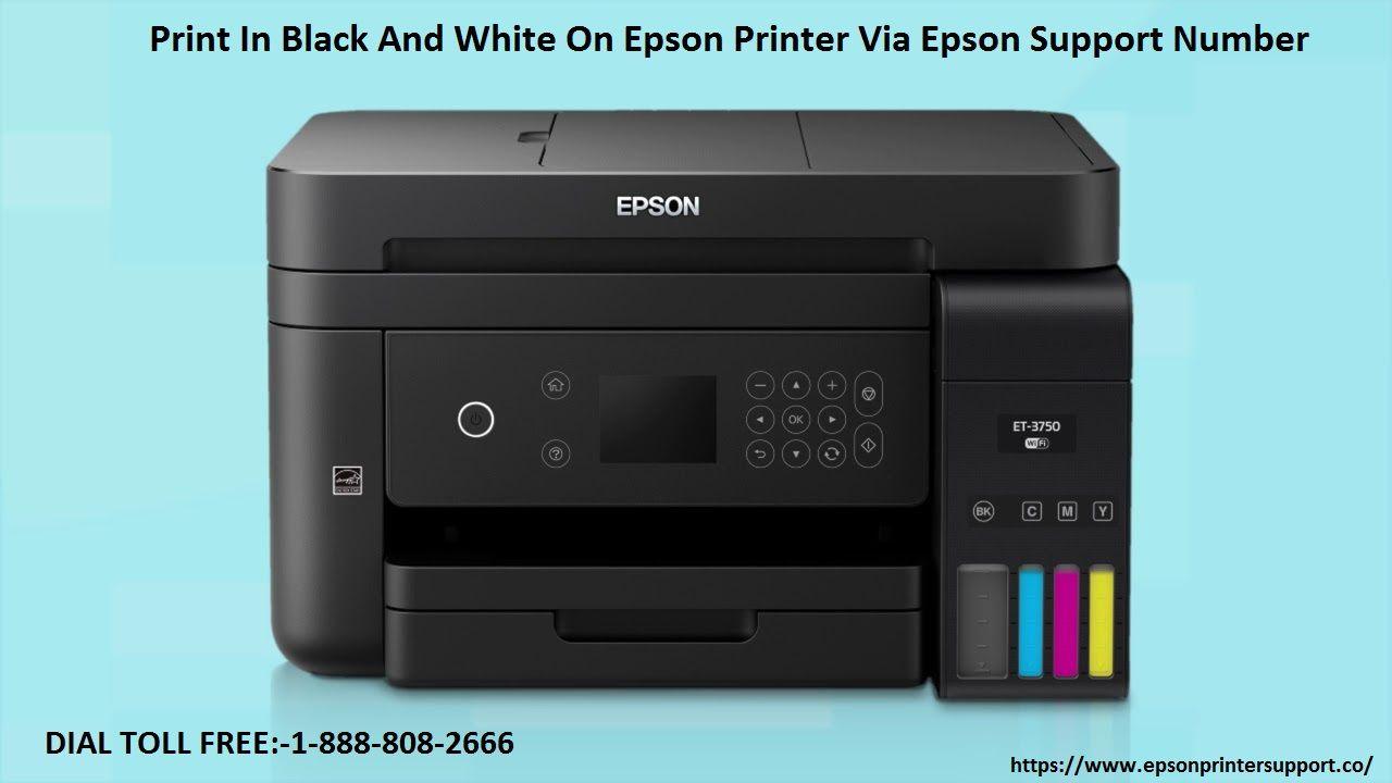 You can make blackandwhite printing your computer's