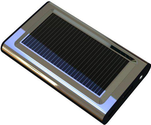 Juicebar DO10-JB Pocket Solar Charger: Cell Phones & Accessories.........